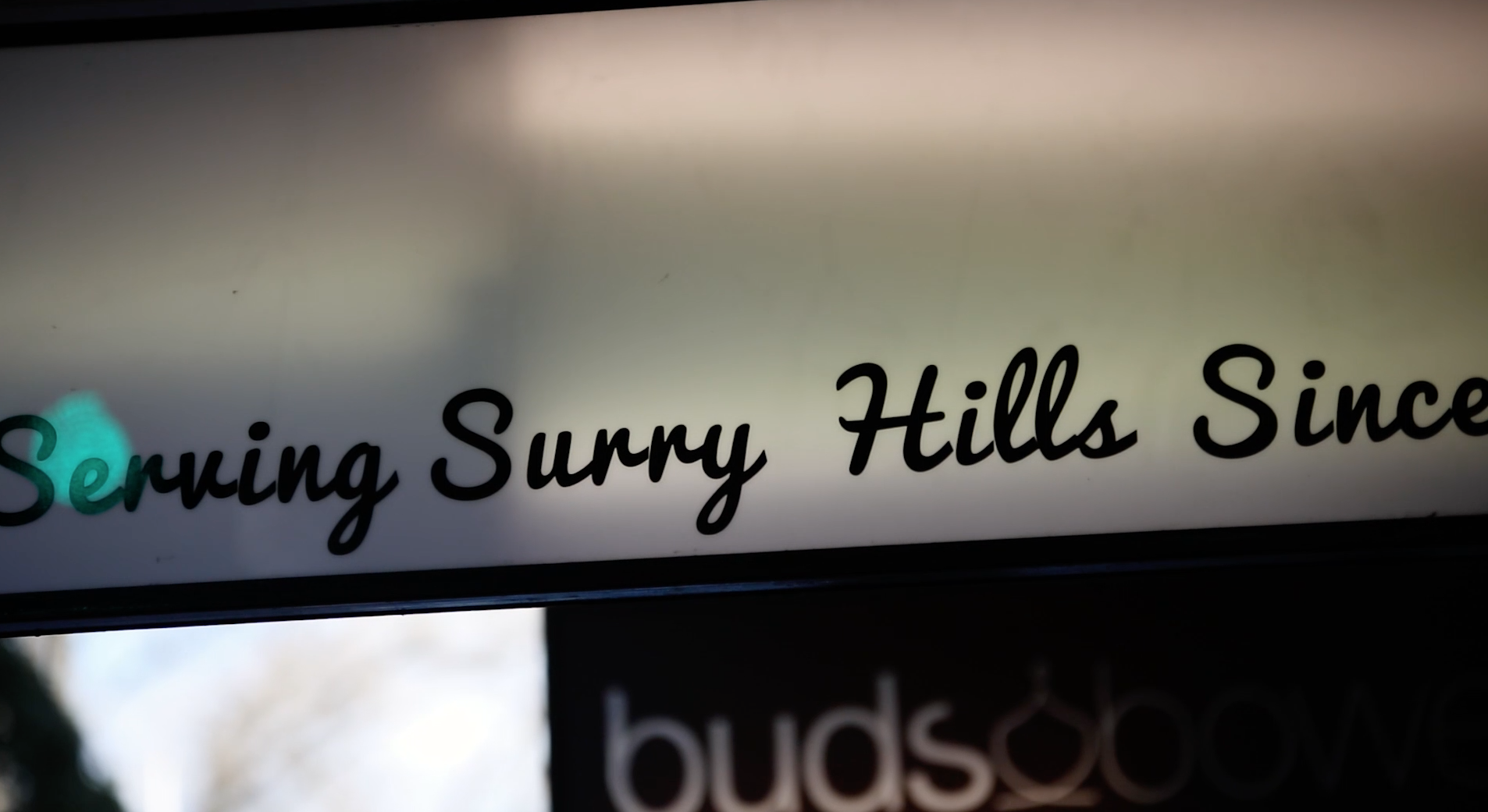 OPENING OUR DOORS IN THE HEART OF SURRY HILLS