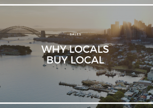 WHY LOCALS BUY LOCAL
