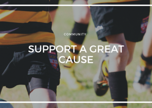 BALMAIN JUNIOR RUGBY - SUPPORT A GREAT CAUSE