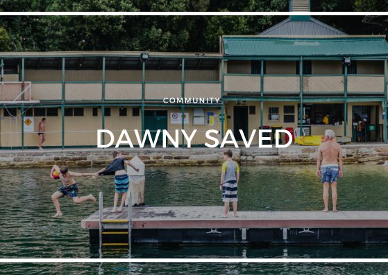 THE LOCAL COMMUNITY COMES TOGETHER TO SAVE OUR BELOVED 'DAWNIE'