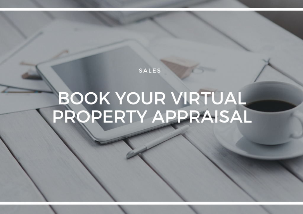 BOOK YOUR C&H VIRTUAL PROPERTY APPRAISAL