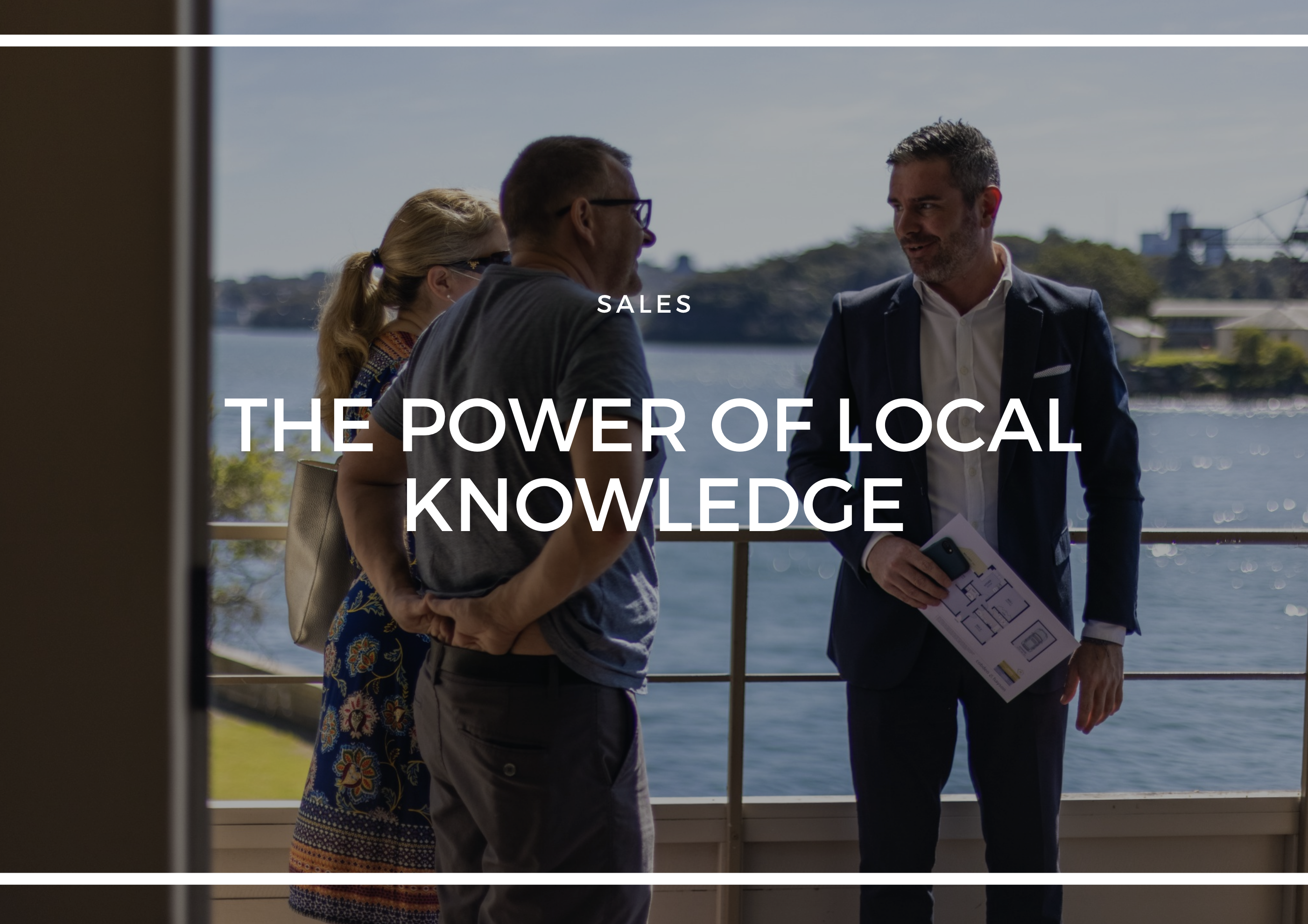THE POWER OF LOCAL KNOWLEDGE